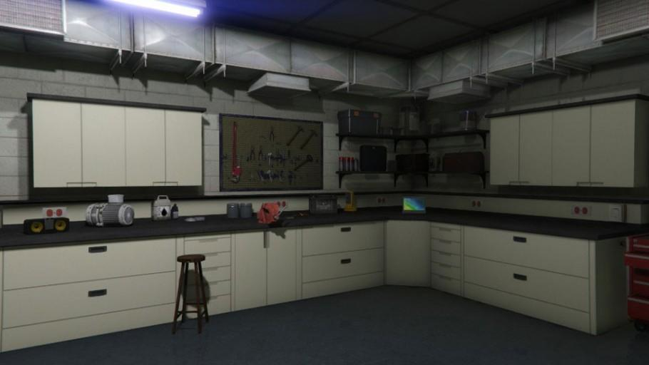 gta v online apartments with heist rooms
