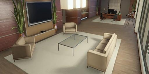 GTAOnline Office Decor 1 Executive Rich