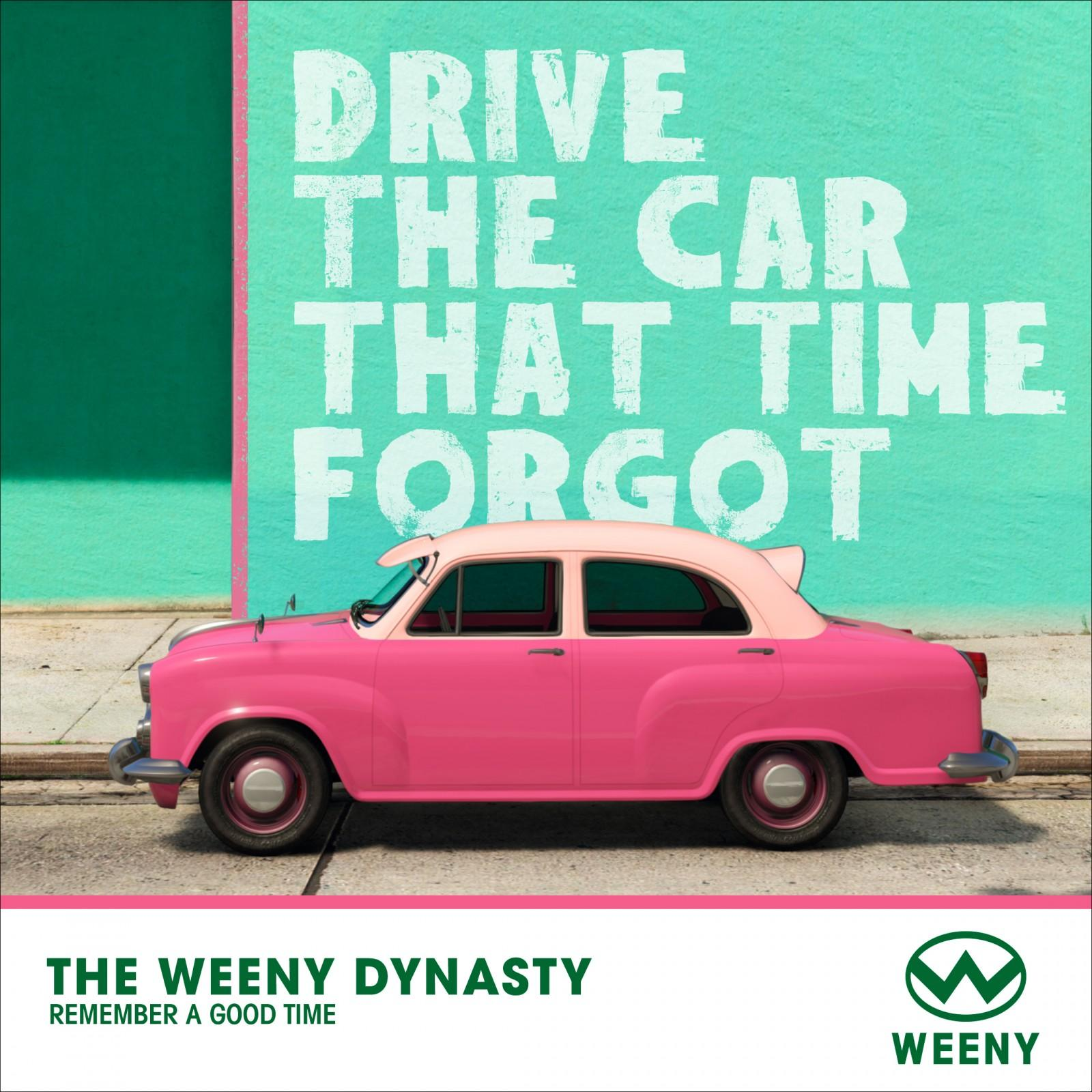 GTAOnline VehiclePoster 147 Weeny Dynasty