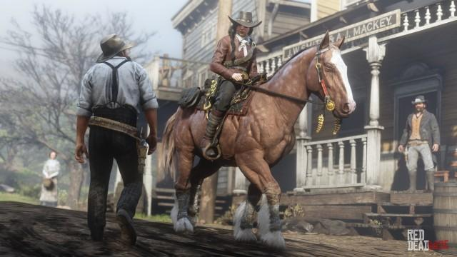 Red Dead Online: Frontier Pursuits Update Out Now