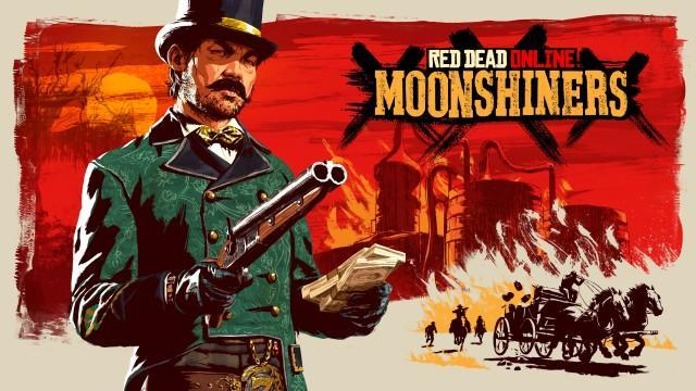 RDR2 Title Update 1.15 Patch Notes - Red Dead Online Moonshiners