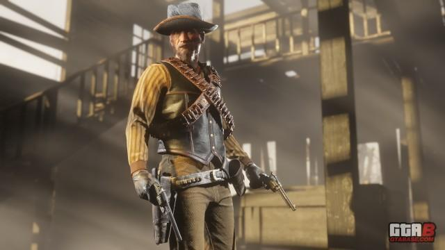 Red Dead Online: New PS4 Early Access Clothing, Emotes