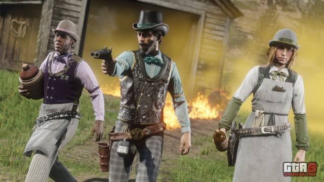 Red Dead Online: Moonshiners Update Now Available & more (with Trailer)