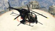 GTA5 Buzzardattackchopper Main