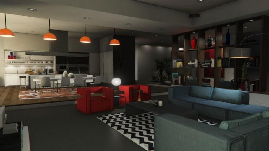Gtaonline Apartment Highendupdated 02 Livingroom