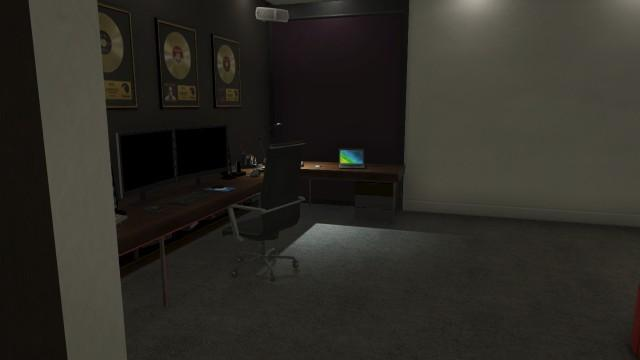 GTAOnline Apartment HighEndUpdated 07 Office