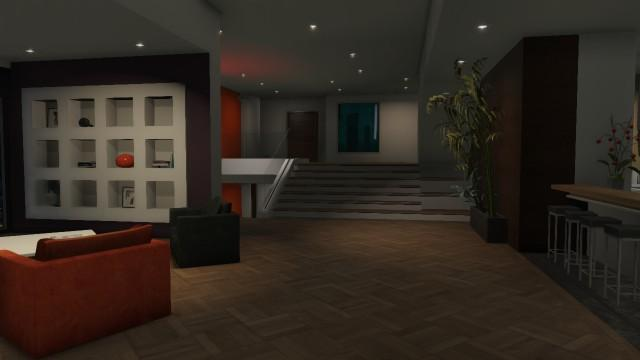 Gtaonline Apartment Highend 01 Hallway
