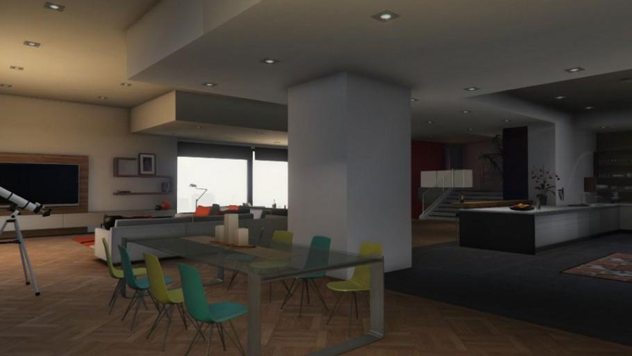 Gtaonline Apartment Highend 03 Dining