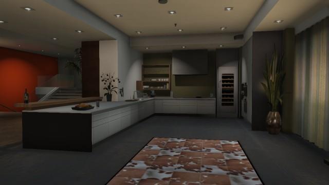 Apartment Highend 04 Kitchen