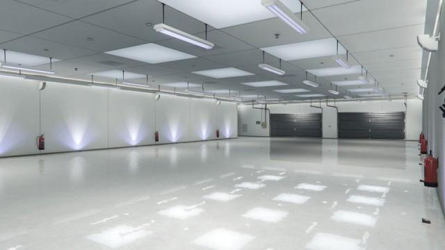 GTAOnline Apartment HighEnd Garage 1