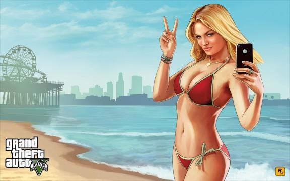 Rockstar announces Grand Theft Auto V is coming Spring 2013