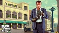 GTA V Artwork Michael 3