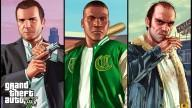 GTA V Artwork Michael Franklin Trevor 2
