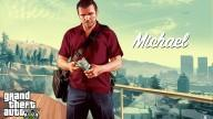 GTA V Artwork Michael Money