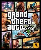 GTA V Official Cover Art