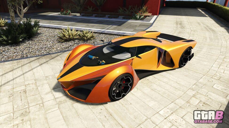X80 Proto Gta V Gta Online Vehicles Database Statistics Grand Theft Auto V