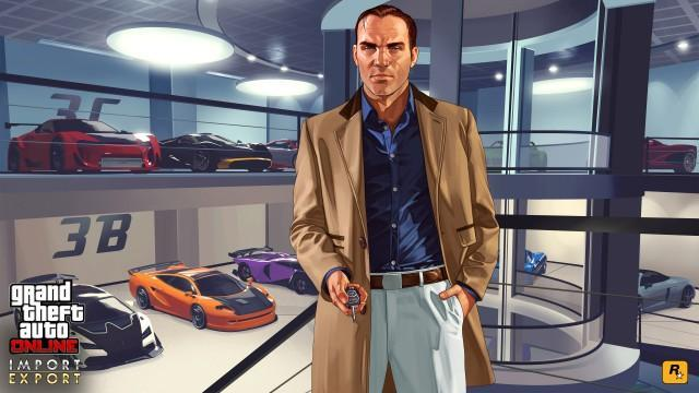 GTA V Artwork ImportExport