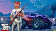 GTA V Artwork IndependenceDay