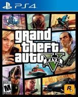 GTA V Cover PS4