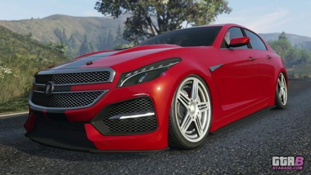 GTA Online: Albany V-STR Sports Car Now Available & more