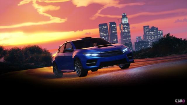 GTA Online: Dinka Sugoi Now Available, Valentine's Day Content & more