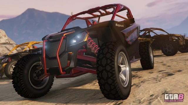 GTA Online: Rugged Nagasaki Outlaw Off Roader Now Available & more