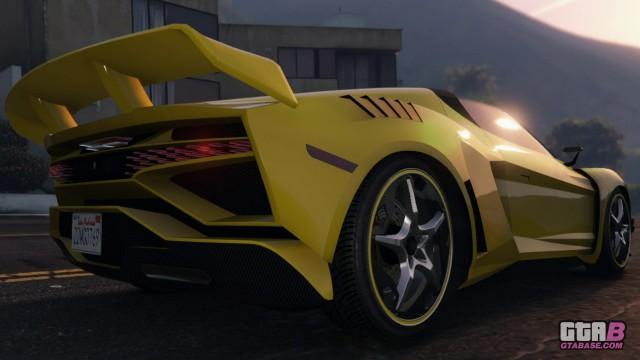 GTA Online: Pegassi Zorrusso Supercar Now Available, Double Rewards on Doomsday Heist Finale & more