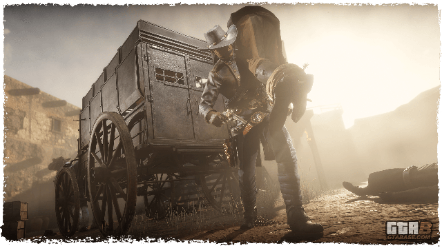 Red Dead Online: Thank You Gift, New Clothing Additions, XP Rewards, Discounts & more