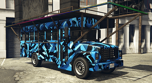 Festival Bus (Urban Arrows)