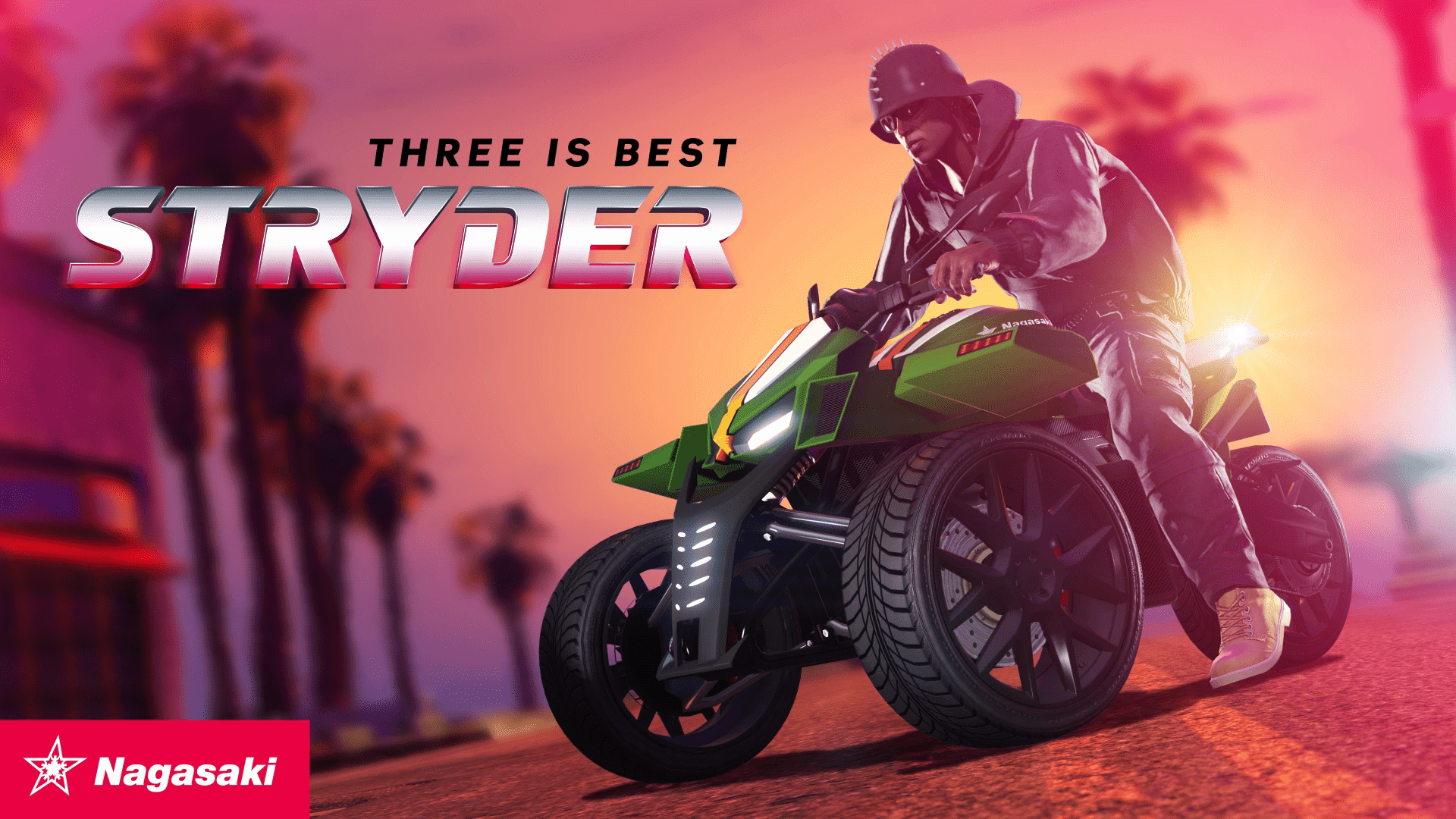 GTA Online: Nagasaki Stryder Now Available, Double Rewards on Gunrunning Sell Missions & more