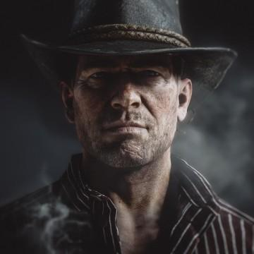RDR2 ArthurMorgan PhotoMode MusaWarrior 2