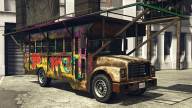 Festival Bus (Crusty Cruiser)