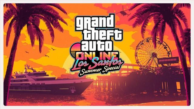 GTA Online Update 1.50 / 1.51 Patch Notes - Los Santos Summer Special DLC Update