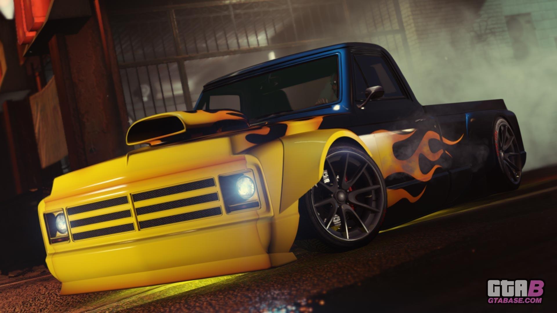 Drift Yosemite Gta V Gta Online Vehicles Database Statistics Grand Theft Auto V