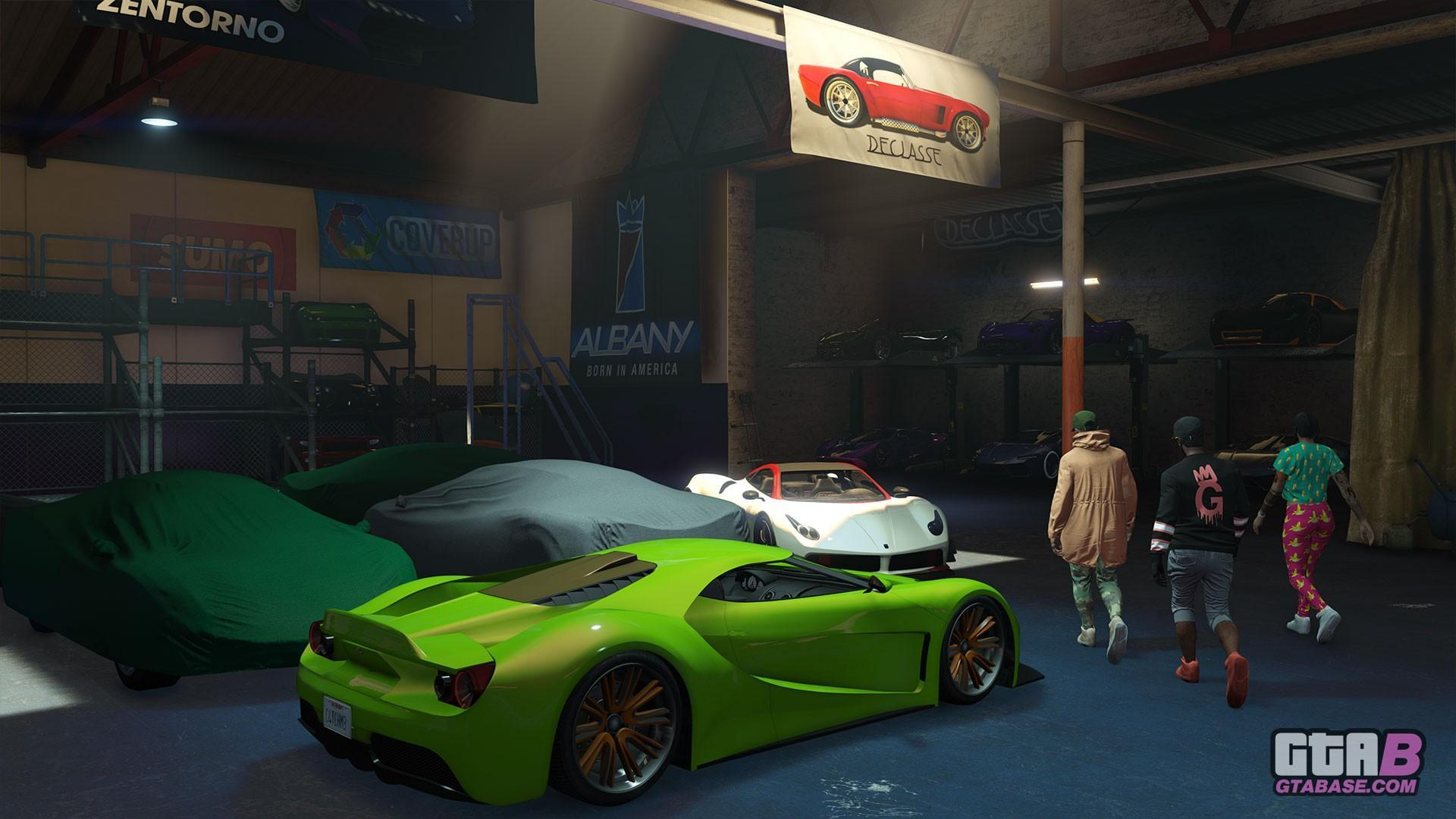 Vehicle Warehouses Gta Online Property Types Gta V Guides Faqs Grand Theft Auto V