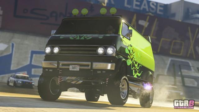 GTAOnline LSSummerSpecial Youga YougaClassic4x4