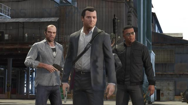 The First Grand Theft Auto V Hands-On Preview - Part of GTA V Feature Week at IGN
