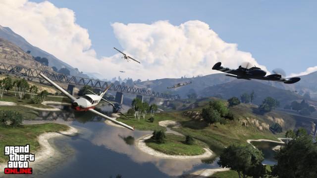 GTA Online Deathmatch & Race Creators Update Now Available