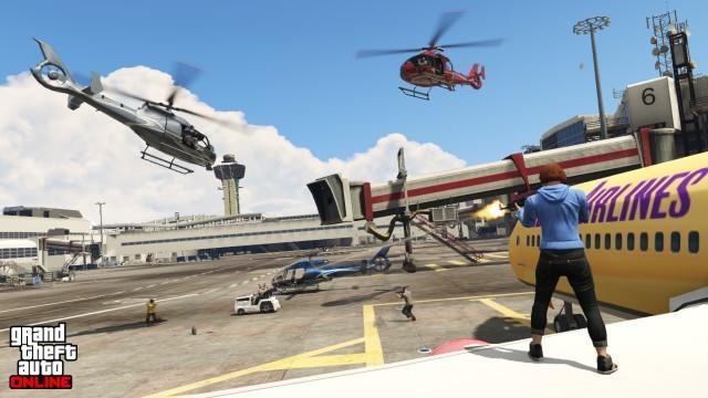GTA Online Capture Mode Update Now Available