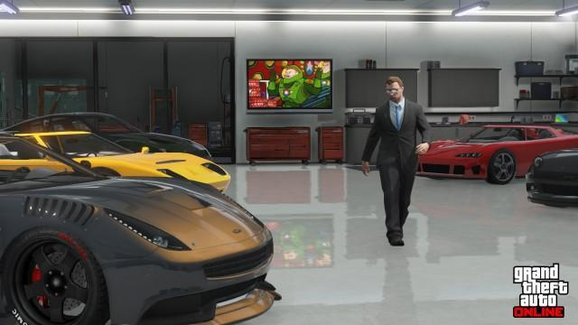 Garages Gta Online Property Types Guides Faqs Grand Theft Auto V