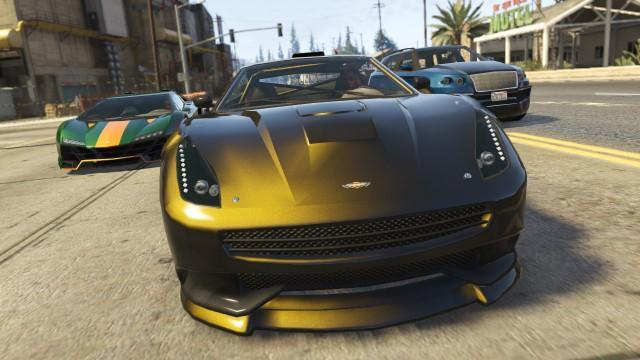 GTAOnline 1133 HighLife Massacro Zentorno HuntleyS