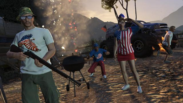 GTAOnline 1153 IndependenceDay Musket