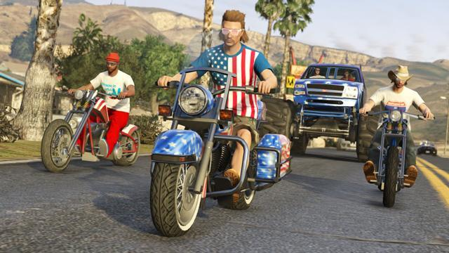 GTAOnline 1154 IndependenceDay Sovereign