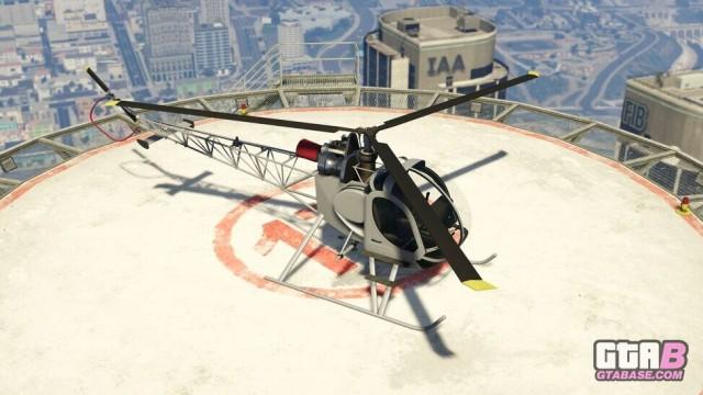 GTAOnline Vehicles Sparrow