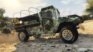 GTAOnline Vehicle Squaddie Action
