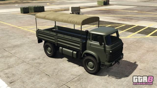 GTA Online Vehicles Vetir