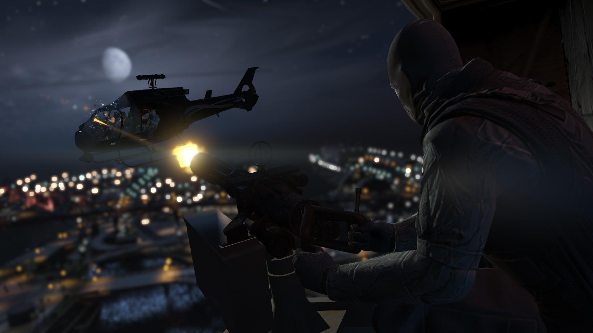 Valkyrie - GTA V Vehicles Database & Statistics - Grand Theft Auto V