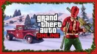 GTA V Artwork FestiveSurprise 20146