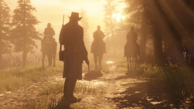 Red Dead Redemption 2 Release Date Set for October 26, 2018 - New Screenshots!