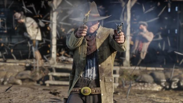 Red Dead Redemption 2 Guide: Combat System, Weapons, Dead Eye and more